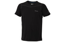 Columbia Men's Baselayer Lightweight Short Sleeve Top black